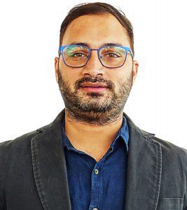 Dr. Ankur Mudgal