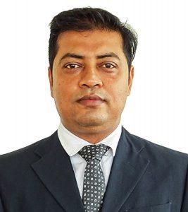 Mr. Kaushik Saha